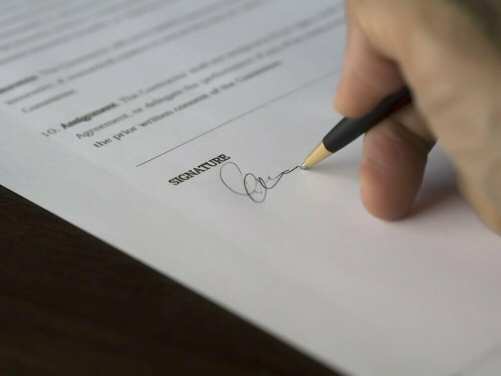 スタートアップ企業と投資家がおこなう投資契約